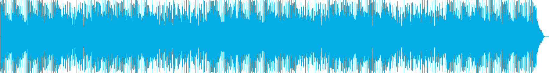 明るくて爽やか シンプルなテクノポップの再生済みの波形