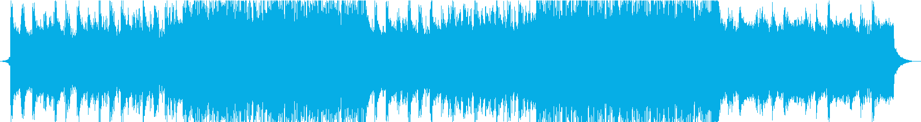 Piano rock that looks like an overseas introduction video's reproduced waveform