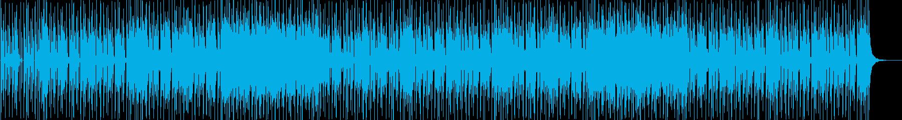 Hip-hop 広い 壮大 ゆっく...の再生済みの波形