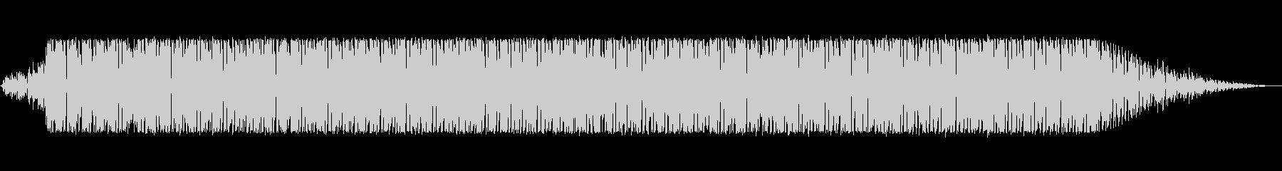 ブレイクビーツ風のフュージョンの未再生の波形