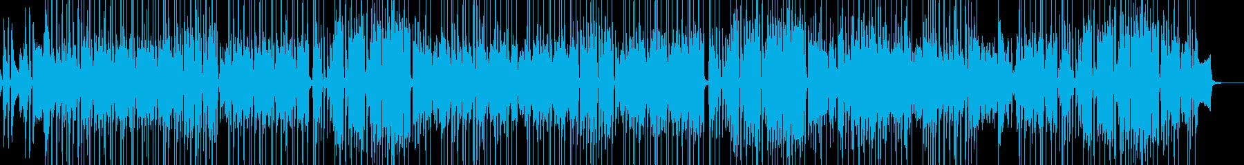 ブラス・バーのムードに合うスロージャズの再生済みの波形