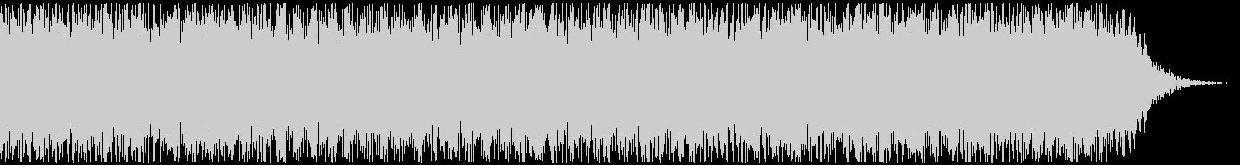 壮大な予告、オーケストラCM、30秒の未再生の波形