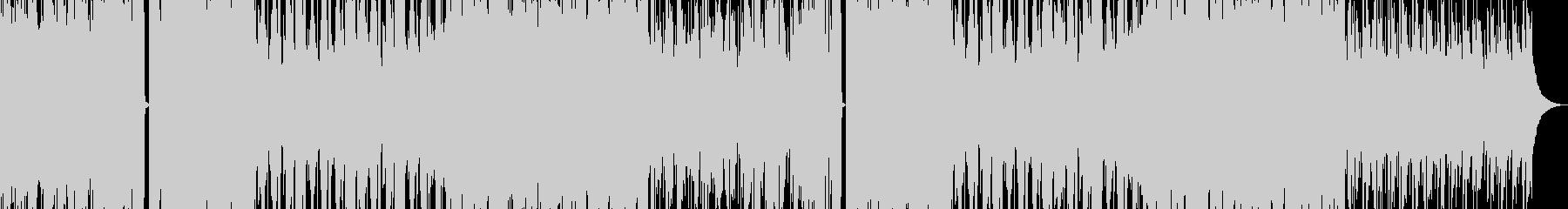 安らぎ、落ち着くLofi BGMの未再生の波形