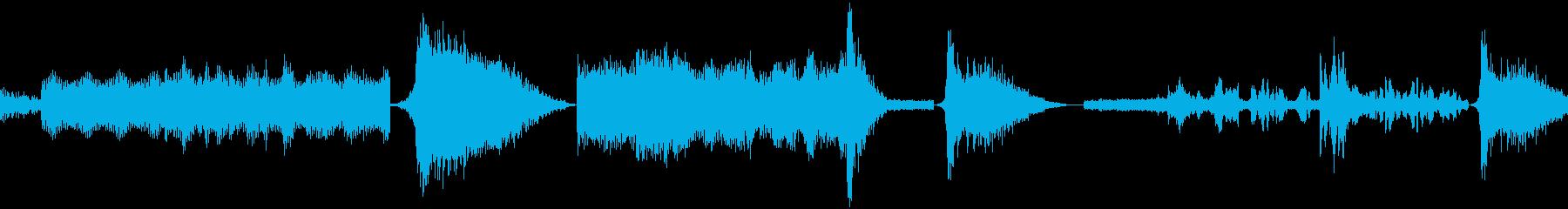 スペースファイターデュエル:ボーカ...の再生済みの波形