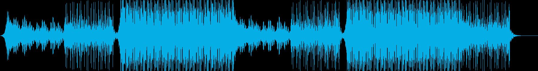 企業VP、CM、クールで軽快な透明感bの再生済みの波形