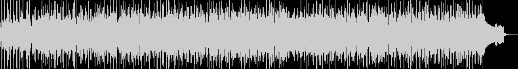 アコギストローク+オルガンの60sロックの未再生の波形