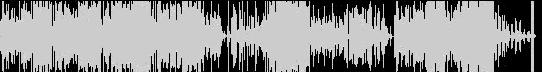 山の神様の未再生の波形