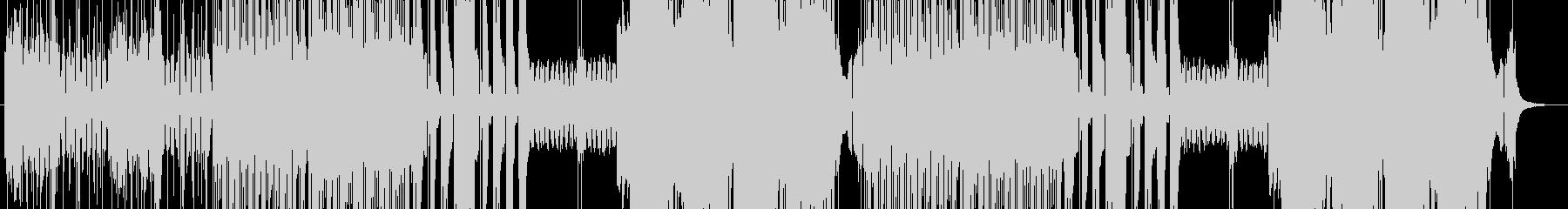 「ハード/ヘヴィ/ダーク」BGM64の未再生の波形