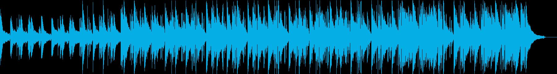 物憂げでメロウなchill hiphopの再生済みの波形