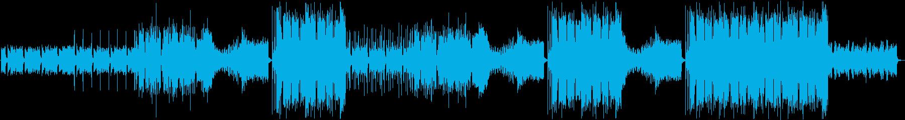 おしゃれ・CM・映像 フューチャーベースの再生済みの波形