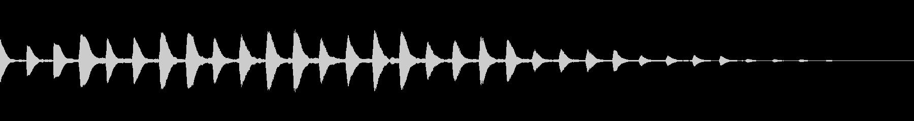 ゲーム効果音 SE_Ver1(短いVerの未再生の波形