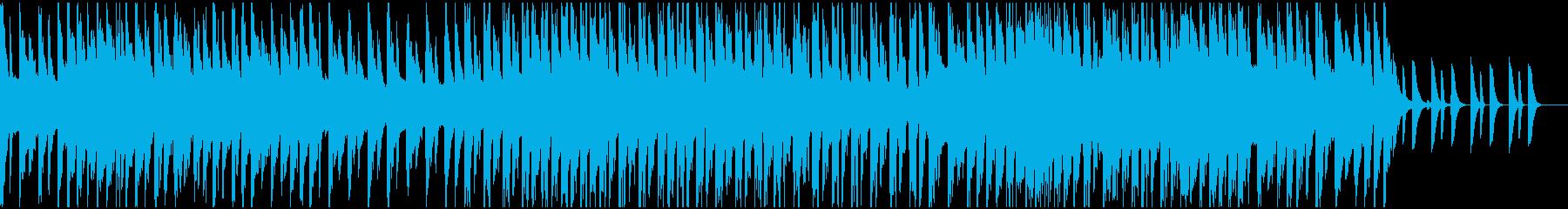 テクノ、ゲーム、シンセ、エレクトリックの再生済みの波形