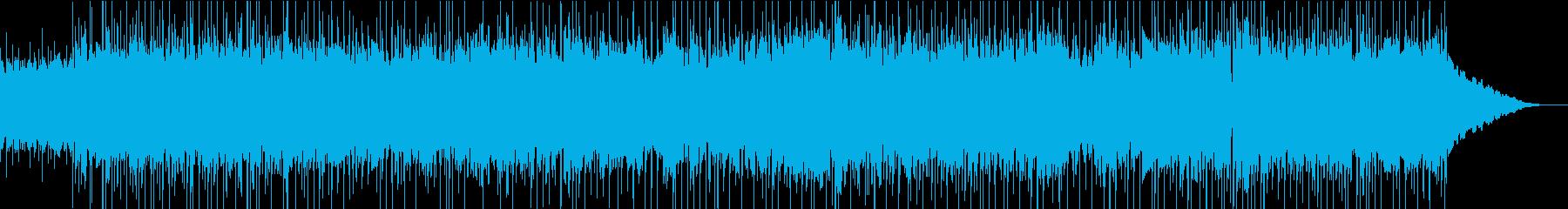 渋谷系ポップ/青春ネオアコースティックの再生済みの波形