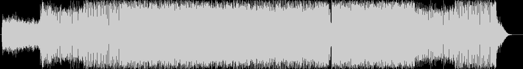 Tranceアレンジの曲です。mp3 …の未再生の波形