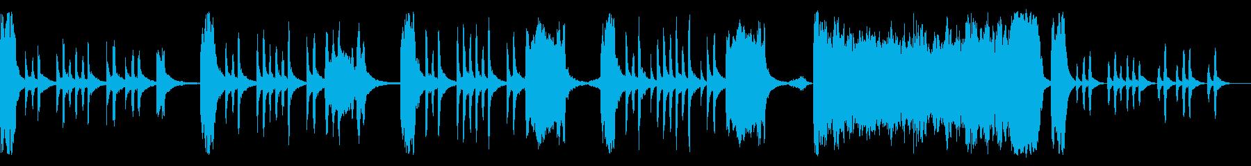 コミカルファンタジーの変人 ループ仕様の再生済みの波形