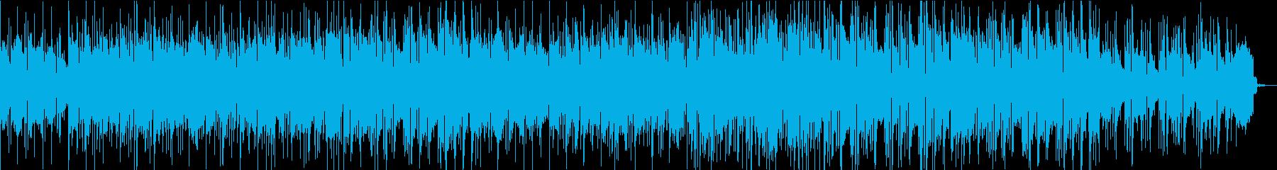 真夜中に聞く渋い大人のスムースジャズの再生済みの波形