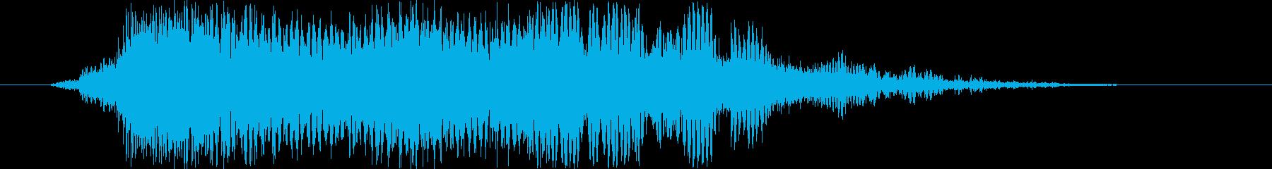 フィクション 電力装置 崩壊12の再生済みの波形