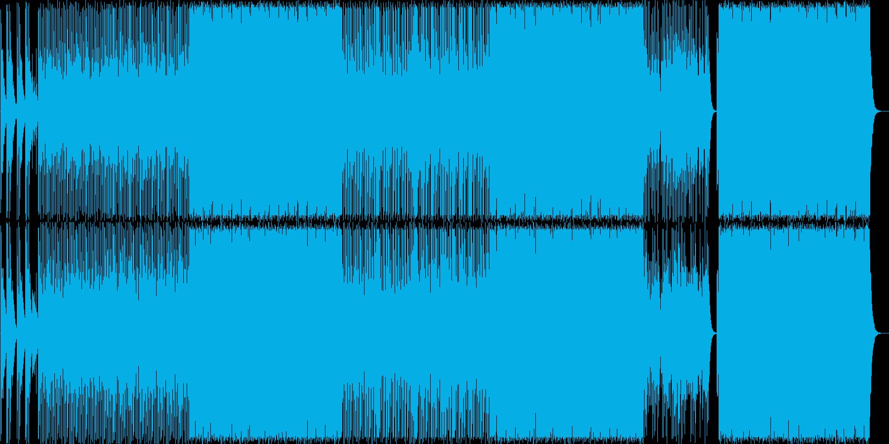 和風/和楽器(三味線・琴・太鼓)/B4の再生済みの波形