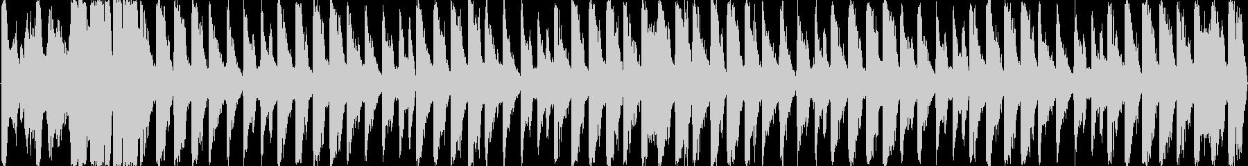 【爽やかのんびりEDMポップ】の未再生の波形