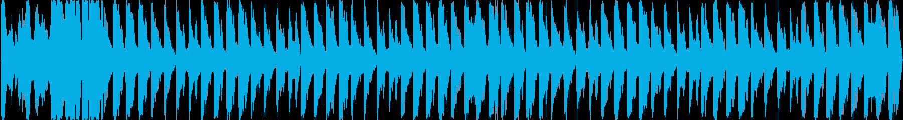 【爽やかのんびりEDMポップ】の再生済みの波形