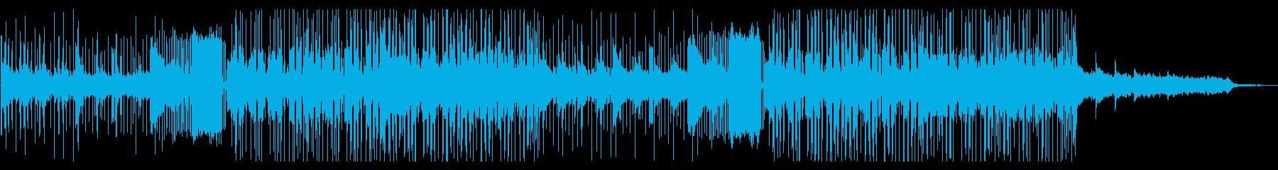 Kawaii Future Bassの再生済みの波形