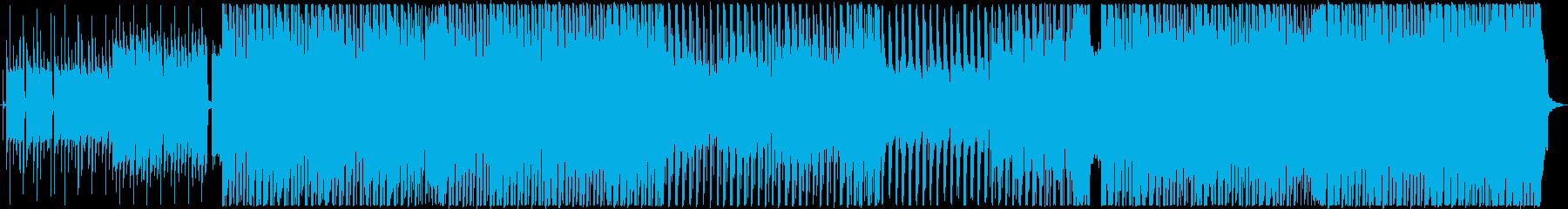 インディーロック 実験的 ポジティ...の再生済みの波形