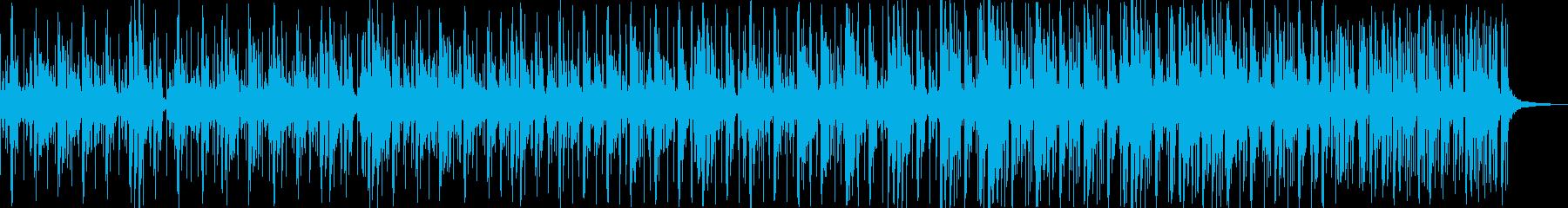 バー 大人な夜 クラブ ジャズ スムースの再生済みの波形