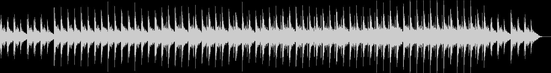 シネマティックピアノ 幻を追いかけての未再生の波形