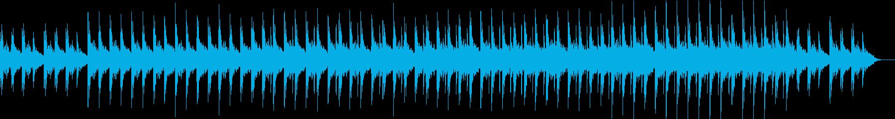 シネマティックピアノ 幻を追いかけての再生済みの波形