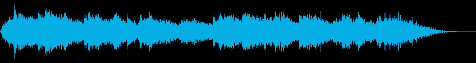 異世界5の再生済みの波形