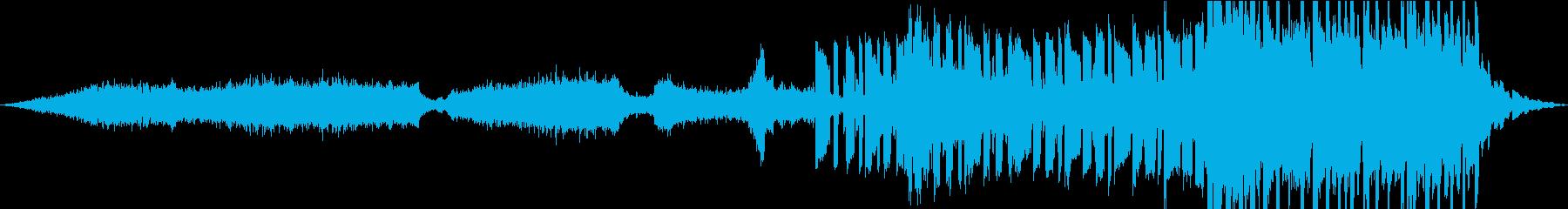 アイルランドのサウンドデザインパッ...の再生済みの波形
