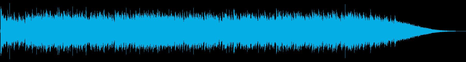 CM・おしゃれで情熱的なフラメンコEDMの再生済みの波形