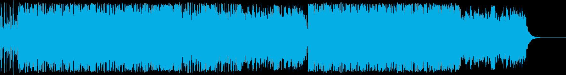 ファンタジー/ゲーム/ケルトの再生済みの波形