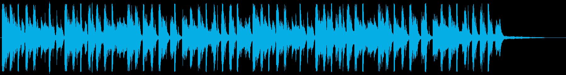 アーバン/優しさ/R&B_No468_4の再生済みの波形