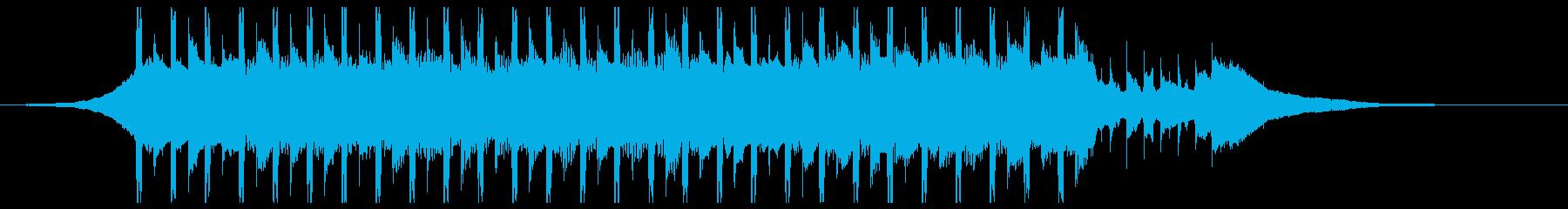 有益なコーポレート(ショート3)の再生済みの波形