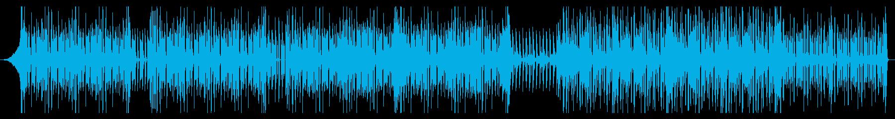 texture3の再生済みの波形