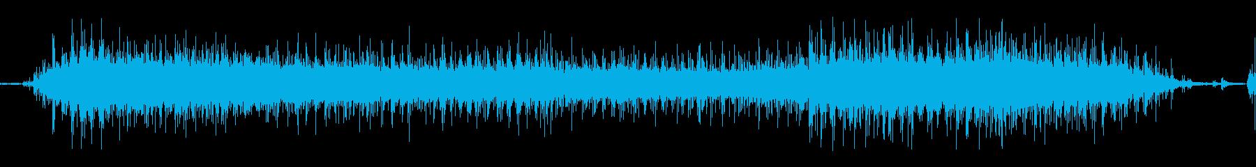 拍手、400人、長い; DIGIF...の再生済みの波形