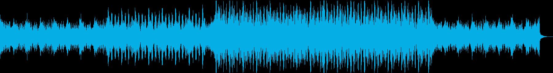 きらきらピアノ企業VPコーポレートcの再生済みの波形