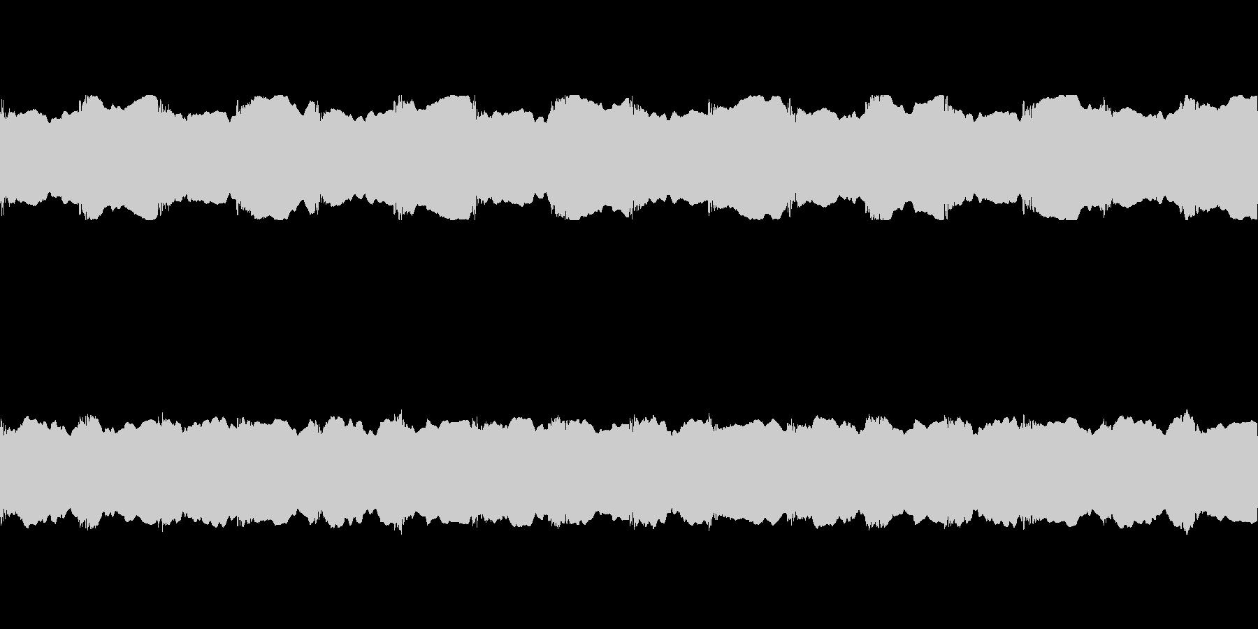 【救急車 サイレン01-3L】の未再生の波形