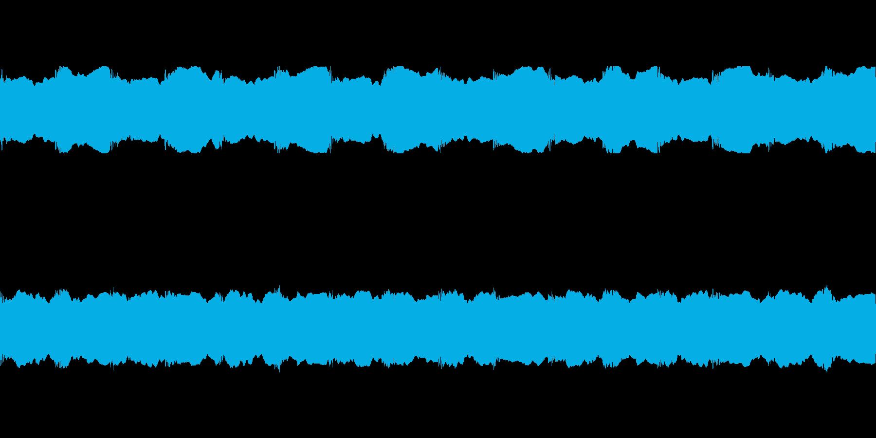 【救急車 サイレン01-3L】の再生済みの波形