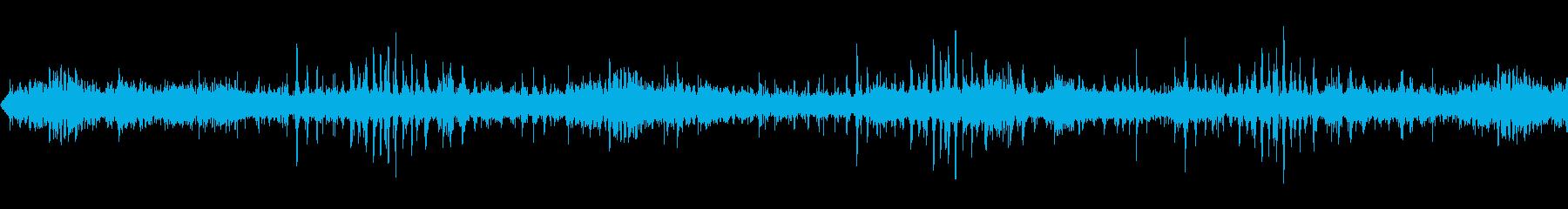鳥3の再生済みの波形