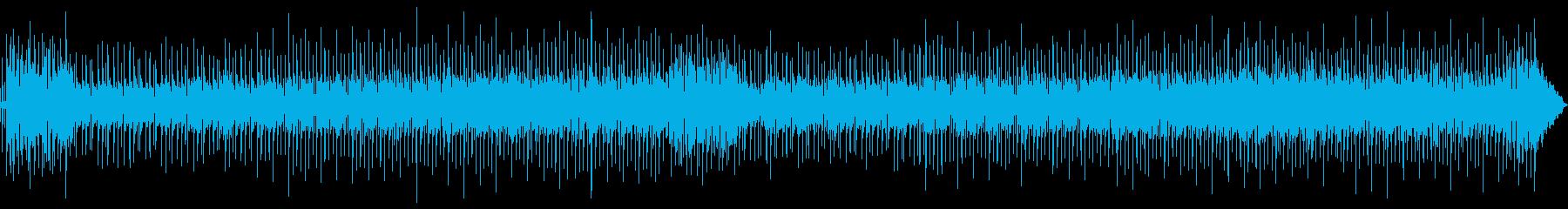 ピアノバー、フォーク、ソフトの再生済みの波形