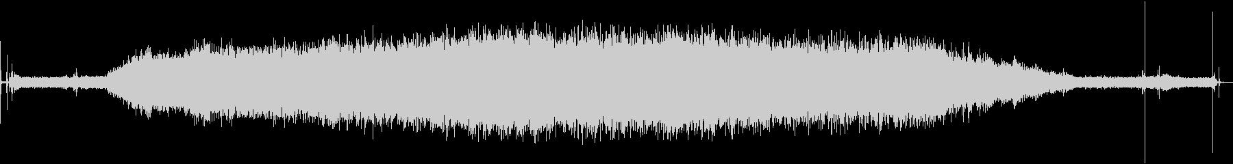 ハマーH1 SUV:INT:スター...の未再生の波形