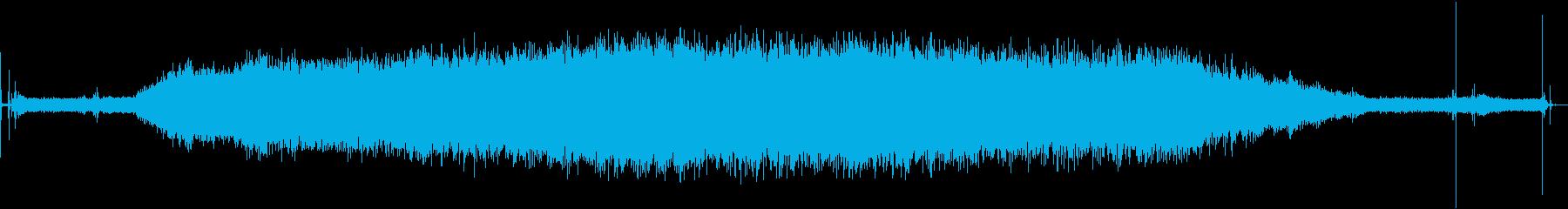 ハマーH1 SUV:INT:スター...の再生済みの波形