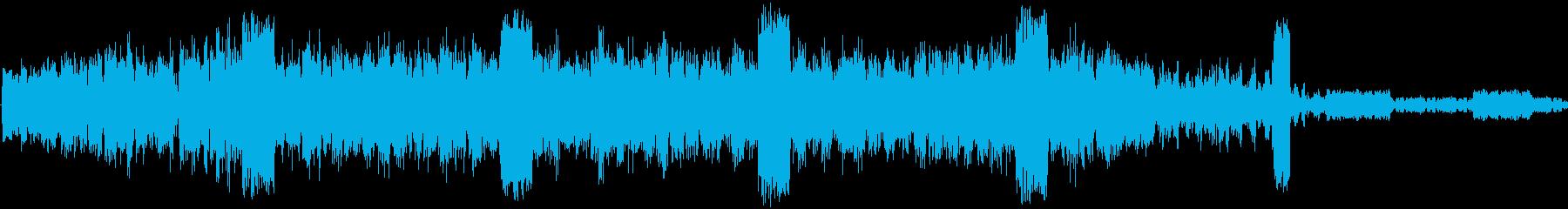 クレイジースペースコンピューター:...の再生済みの波形