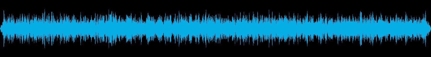 ハウスオイルヒーターバーナーハムの再生済みの波形