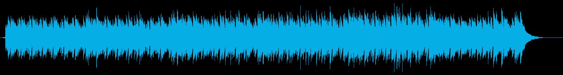 ポップ テクノ アンビエント 実験...の再生済みの波形