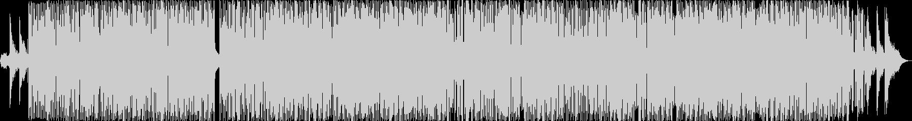 インストディープハウスの未再生の波形
