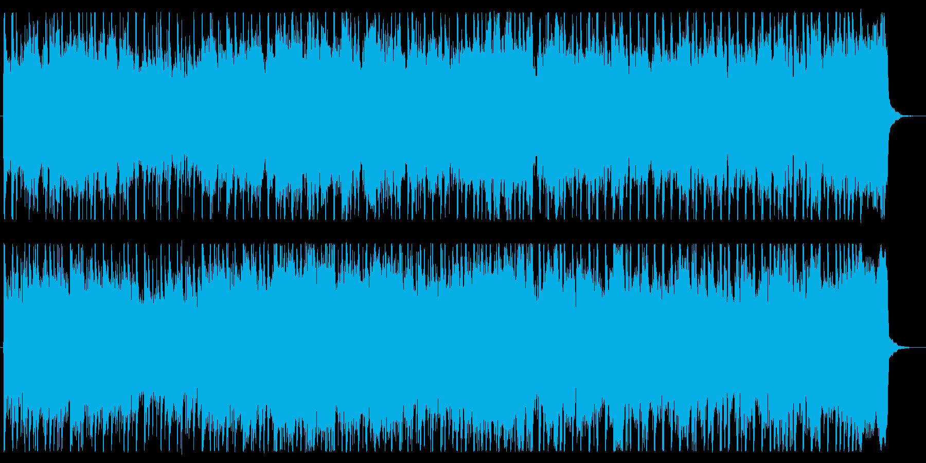爽やかで軽快なアコギポップの再生済みの波形
