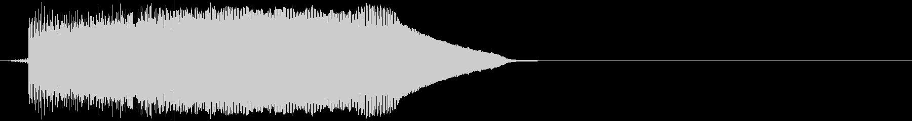 AMGアナログFX 33の未再生の波形